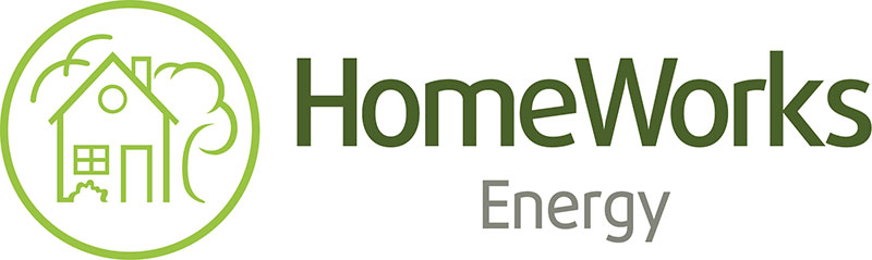 Logo for Homeworks Energy