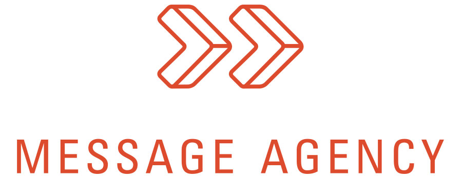 Logo for Message Agency